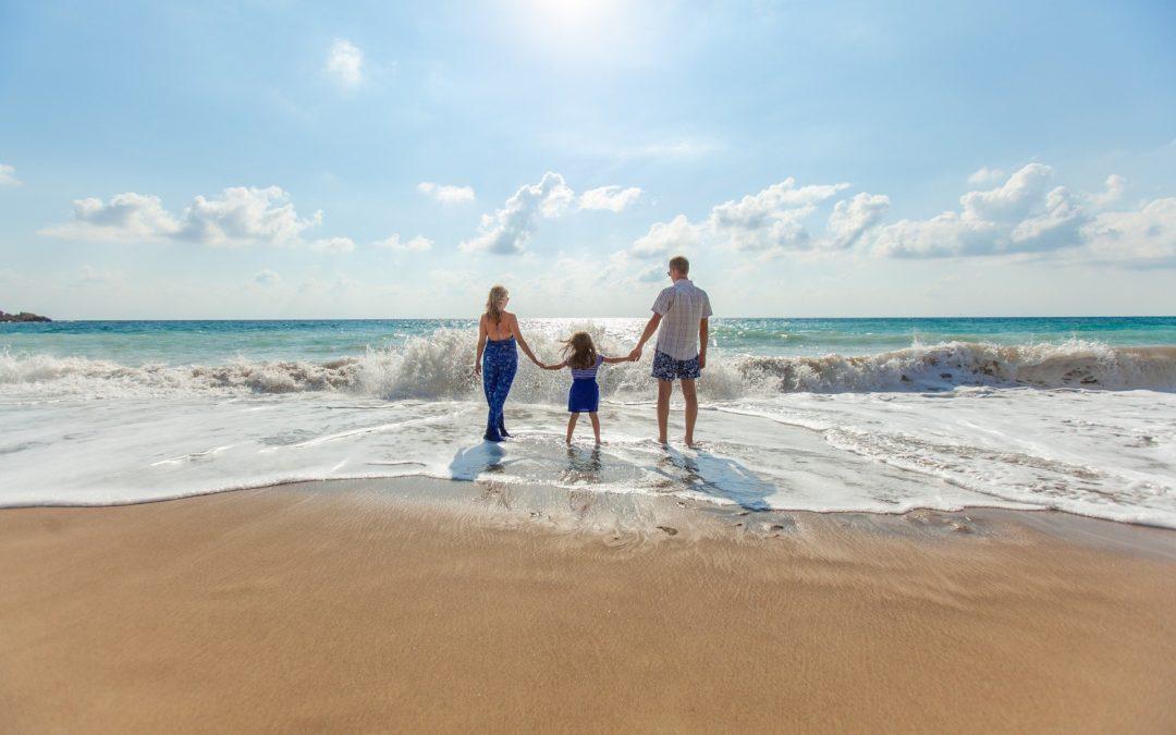 Restez actif pendant les grandes vacances